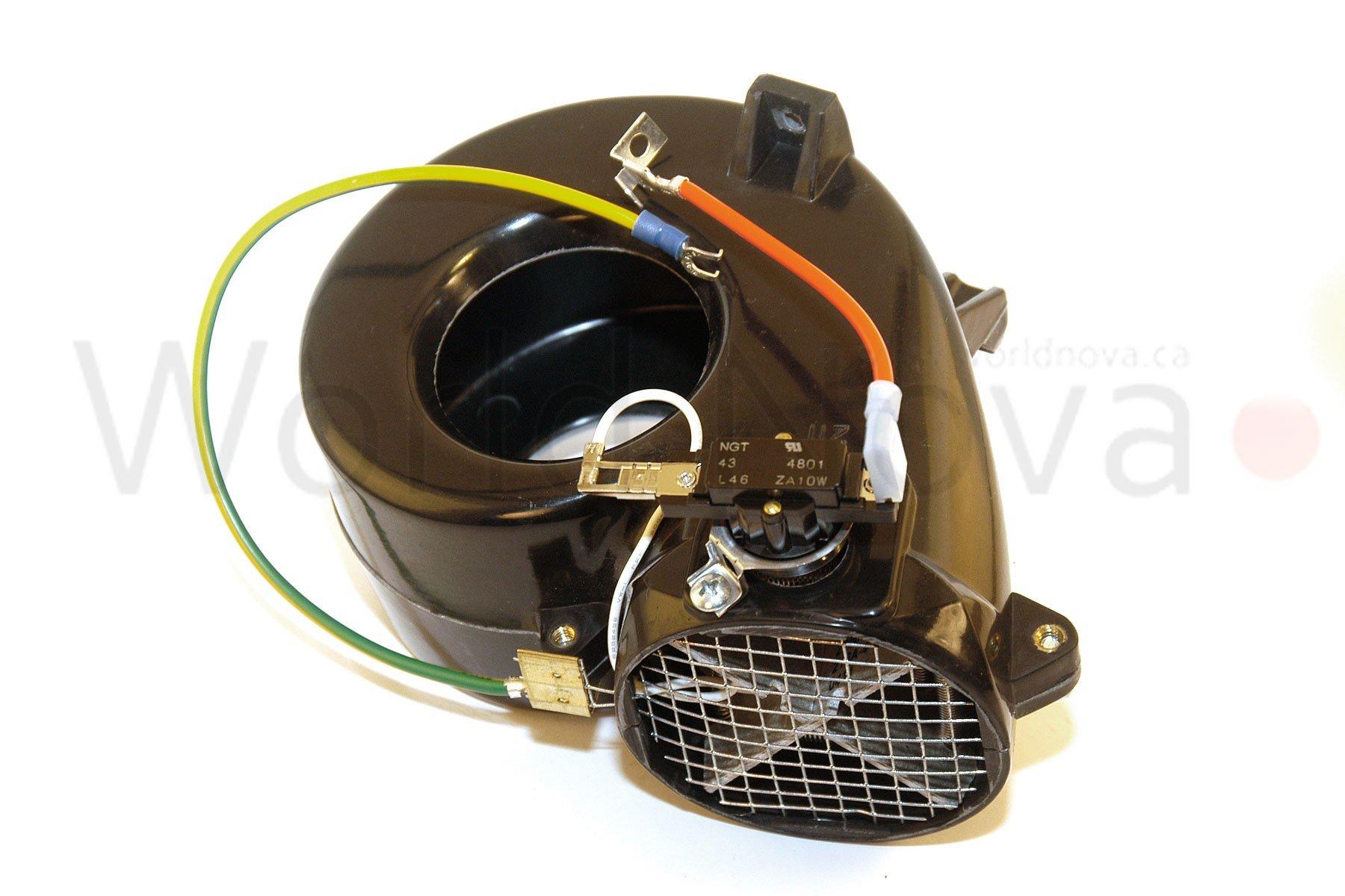 Htng Elmnt 208230v Cnvrsn Replaces 113ak 113a4k Wplastic Fan Housings