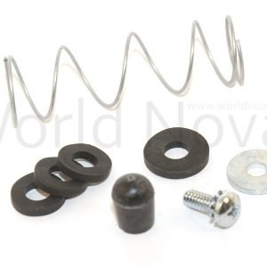 PUSHBUTTON SPRING AND BUMPER KIT - AIRSPEED