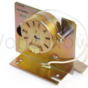 SWITCH TIMER ASSY, 208/230V, 80 SEC, 60HZ
